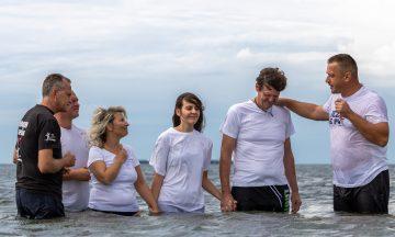 Krst v vodi