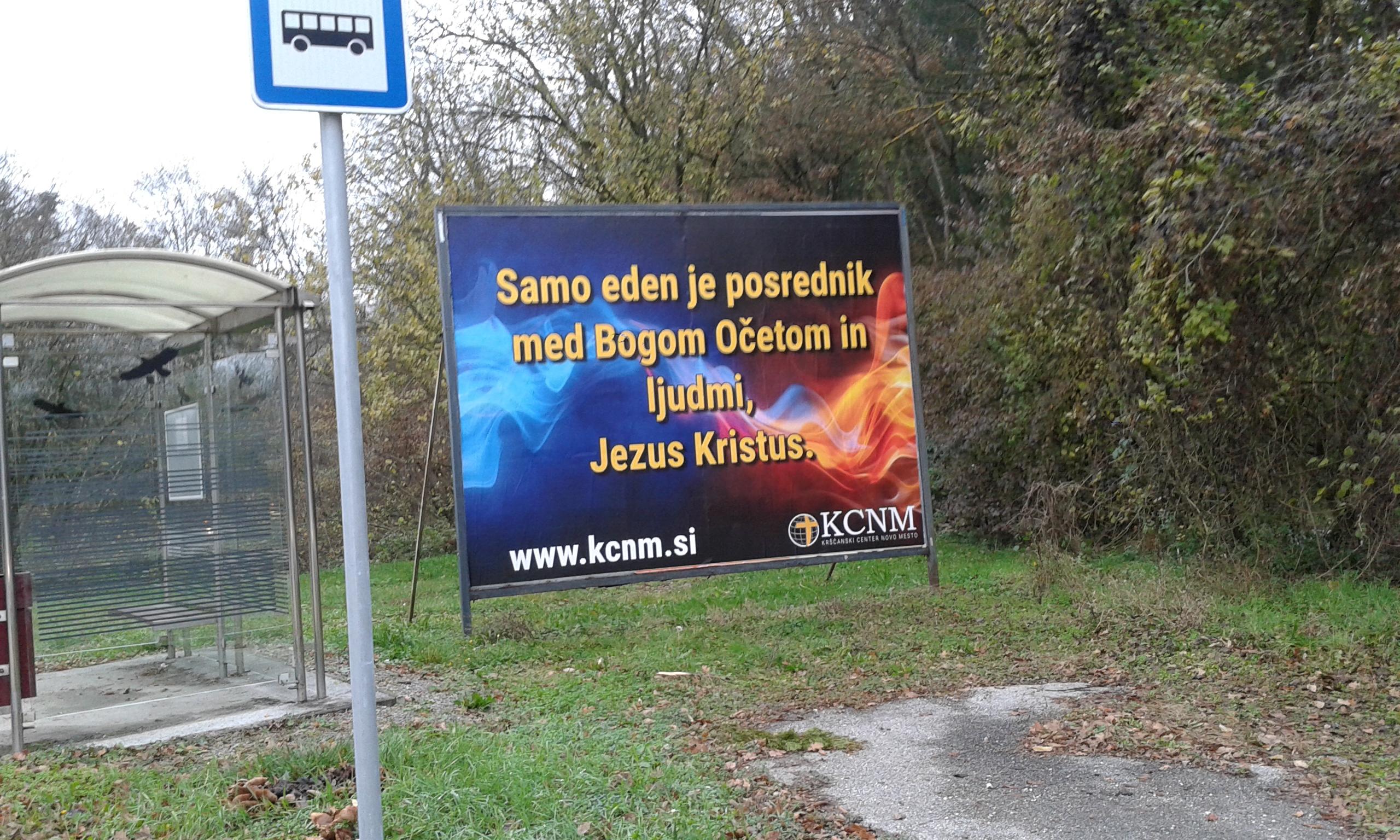 Samo eden je posrednik med Bogom in ljudmi, Kristus Jezus, Jezus živi, Samo v Jezusu je rešitev